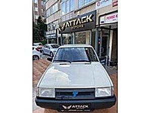 ATTACK MOTORS DAN 1990 ŞAHİN HATASIZ-BOYASIZ ORJ 56.000 KM Tofaş Şahin Şahin 5 vites