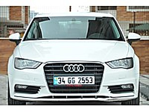 GÜMÜŞ MOTORS DAN  FIRSAT ARACI  2016 A3 SEDAN 1.6 TDI S-TRONİC Audi A3 A3 Sedan 1.6 TDI Attraction