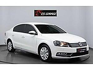ES GARAGEDEN PASSAT MASRAFSIZ YARI PEŞİN YARI SENET İMKANI...    Volkswagen Passat 1.6 TDi BlueMotion Comfortline