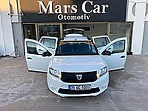 LOGAN 1.5 DCİ MCV OTOMOBİL KOÇ FİNANS ESNAFA ÖZEL 48 AY TAKSİTLE Dacia Logan 1.5 dCi MCV Ambiance