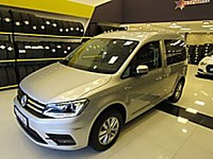 2019 SIFIR VW CADDY 2.0 TDİ EXCLUSİVE D.S.G K.ISITMA LED-X-ENON  Volkswagen Caddy 2.0 TDI Exclusive