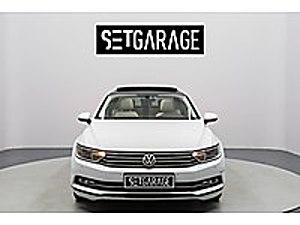 2015 VOLKSWAGEN PASSAT BLUEMOTION COMFORTLINE 1.6 TDI OTOMATİK Volkswagen Passat 1.6 TDi BlueMotion Comfortline