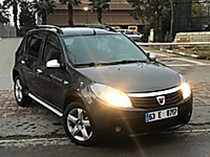 İLİKLİ AUTODAN 2012 MODEL SANDERO 1.5DCİ STEPWAY Dacia Sandero 1.5 dCi Stepway