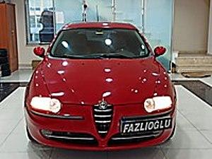 2004 ALFAROMEO 147 TS SPARK FULL SADECE 149 BİNDE BAKIMLI LPGLİ  Alfa Romeo 147 1.6 TS Progression