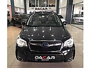 DACAR dan 2015 SUBARU FORESTER 2.0TD SPORT PACK   PANORAMİC Subaru Forester 2.0 TD Sport