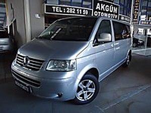 AKGÜN OTOMOTİV den...2008 CARAVELLE HATASIZ BOYASIZ...ORJİNAL... Volkswagen Caravelle 1.9 TDI Trendline