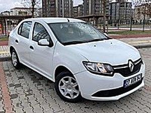 İLK ELDEN HATASIZ BOYASIZ DEĞİŞENSİZ YETKİLİ SERVİS BAKIMLI   Renault Symbol 1.5 dCi Joy