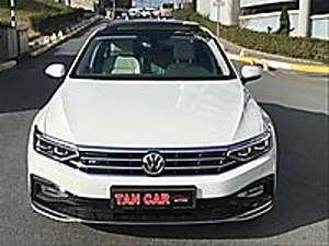 2019 PASSAT 1.6 TDI BMT R LİNE DSG CAM TAVAN PRO NAGİVASYON Volkswagen Passat 1.6 TDi BlueMotion R Line
