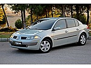 2004 MEGANE 1.5 DCİ DYNAMİQ 200 BİNDE TERTEMİZ     Renault Megane 1.5 dCi Dynamique