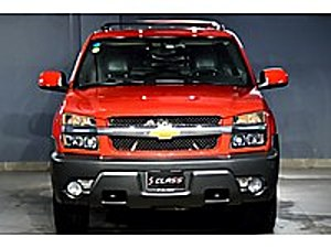 SCLASS dan 2004 CHEVROLET AVALANCHE 5.3 HATASIZ Chevrolet Avalanche 5.3