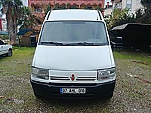 AKIN OTO DAN 2001 MODEL OPEL MOVANO 2.8 TDİ 13M3 PANELVAN Opel Movano 2.8 DTi