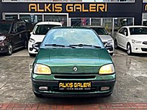 1998 MODEL CLİO 1.4 RN BENZİN OTOMATİK 15 PEŞİN 12 AY VADE OLUR Renault Clio 1.4 RN