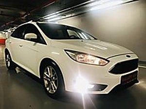 GALLERY UÇAR dan-ORJİNAL-BOYASIZ-2016-FORD-FOCUS-DİZEL-OTOMATİK- Ford Focus 1.5 TDCi Trend X