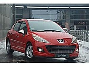 AutoLUX 2012 PEUGEOT 207 1.6 VTİ ACTİVE TAM OTOMATİK LPG li Peugeot 207 1.6 VTi Active