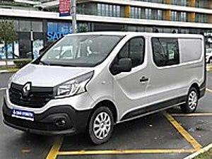 ÇINAR DAN 2017MODEL 101 BİNDE UZUN YOL PAKET FULL SERVİS BAKIMLI Renault Trafic 1.6 dCi Grand Confort
