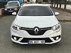 SIFIR 0  2019 MEGANE 1.3TCE JOY OTOMATİK GERİ GÖRÜŞ   EXTRALI Renault Megane 1.3 TCe Joy
