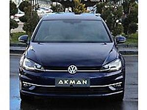AKMAN DAN 2019 VW GOLF 1.5 TSİ ACT HİGHLİNE 150 HP 18.000 KM Volkswagen Golf 1.5 TSI Highline