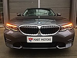 MART MOTORS DAN HATASIZ BOYASIZ TRAMERSİZ  SIFIR ARAÇ BMW 3 Serisi 320i First Edition Sport Line
