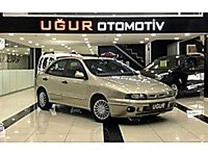 UĞUR DAN 2001 BRAVA 1.6 SX SIFIR MUAYENE SIRALI SİSTEM LPG Lİ .. Fiat Brava 1.6 SX
