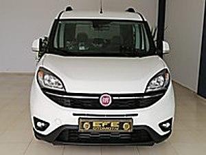 EFE 2019 BOYASIZ DOBLO PREMİO PLUS GRİ BLACK 1.6MOTOR120HP Fiat Doblo Combi 1.6 Multijet Premio Plus