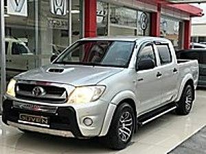 2010 TOYOTA HILUX 4X2 COMFORD AKSESUARLI PARK SENSÖR ÇELİK JANT Toyota Hilux Comfort 2.5 4x2