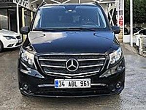 2017 MODEL MERCEDES VİTO TOURER 328D 114 BLUETEC PRO 8 1 HUSUSİ Mercedes - Benz Vito Tourer 114 CDI Pro Base