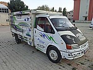 AKGÜL GALERİDEN AÇIK KASA PİKAP LÜKS 2002 MOTOR SIFIR Ford Trucks Transit 190 P