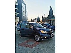 2012 YENİ KASA CR-V OTOMATİK EXECUTİVE İLK SAHİBİNDEN... Honda CR-V 2.0i Executive