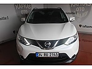 2016 Qashqai BLACK EDİTİON 1.6 DİZEL OTOMATİK CAM TAVAN EKRAN Nissan Qashqai 1.6 dCi Black Edition