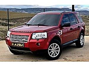 AZİM OTOMOTİVDEN 2008 LAND ROVER FREELANDER OTOMATİK DERİ KOLTUK Land Rover Freelander II 2.2 TD4 HSE