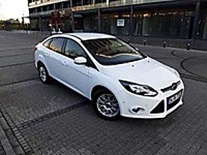 FORD FOCUS 1.6 TDCİ TİTANİUM X SONY TEYP START STOP Ford Focus 1.6 TDCi Titanium X