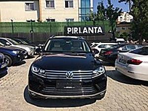 2016 VW TOUAREG 262HP 20.000 KM HATASIZ BAYİ ÇIKIŞLI FULL Volkswagen Touareg 3.0 TDi Premium