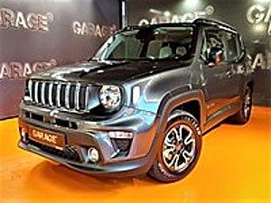 GARAGE 2019 JEEP RANEGADE 1.6 MULTIJET LONGİTUDE Jeep Renegade 1.6 Multijet Longitude