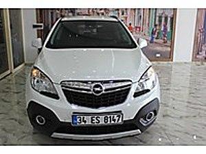 AĞIRLAR ANIL OTOMOTİV DEN 2014 OPEL MOKKA 1.4 ENJOY HATASIZ Opel Mokka 1.4 Enjoy