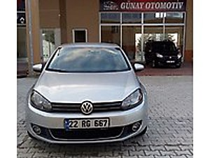 VW GOLF 1.6 DİZEL OTOMATİK VİTES COMFORTLİNE Volkswagen Golf 1.6 TDi Comfortline