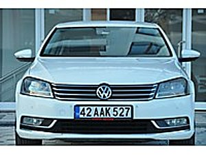 GÜMÜŞ MOTORS DAN OTOMATİK PASSAT Volkswagen Passat 1.6 TDi BlueMotion Comfortline