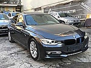 EUROKARDAN2014 BMW320İED MODERNLİNE PLUS 170HPGERİ GÖRÜŞ SUNROOF BMW 3 SERISI 320I ED MODERN LINE PLUS