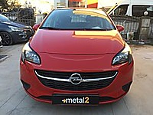 Metal2 Opel Corsa 5 Kapı 1.4 90 AT6 DESIGN Otomatik - 2018 Opel Corsa 1.4 Design