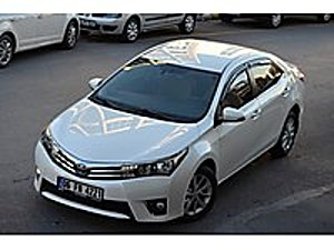 KAYZEN DEN 2015 COROLLA DİZEL OTOMATİK ADVANCE FULL ANINDA KREDİ Toyota Corolla 1.4 D-4D Advance