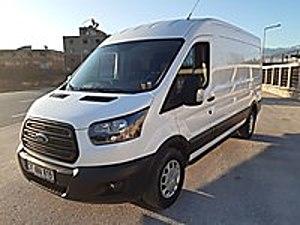 2018 TRANSİT 350L PANELVAN 57 BİNDE 170PS FULL SIFIR AYARINDA Ford Transit 350 L