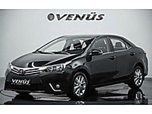 VENÜS OTO DAN DEĞİŞENSİZ 99.000 KM DE YETKİLİ BAKIMLI NAVİGASYON Toyota Corolla 1.4 D-4D Advance