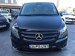 SÖNMEZ DEN 2015 MERCEDES VİTO 114 CDİ PRO 9 1  VİP  EXTRA UZUN Mercedes - Benz Vito Tourer 114 CDI Pro