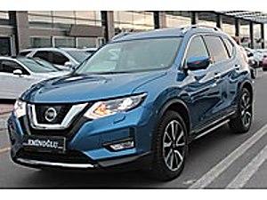 2017 X-TRAİL HATASIZ-HASARSIZ-BOYASIZ TAM DOLU-32.000KM Nissan X-Trail 1.6 dCi Platinum Premium