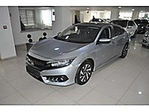 KAMER DEN 2018 HONDA CİVİC SEDAN 1.6 İ-VTEC ECO EXECUTİVE O.V Honda Civic 1.6i VTEC Eco Executive