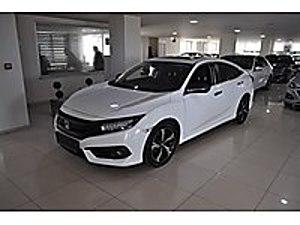 KAMER DEN 2018 HONDA CİVİC 1.6 İ-DTEC EXECUTİVE OTOMATİK Honda Civic 1.6i DTEC Executive