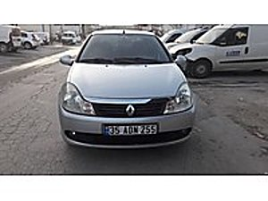 RENOULT SEMBOL DCİ ESKPRESSION Renault Symbol 1.5 dCi Expression