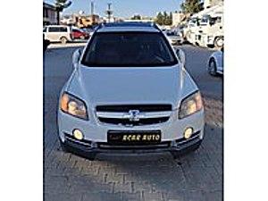 CAPTİVA - 2011 - HİGH SPORT - HATASIZ - 7 KİŞİLİK - İÇİ KIRMIZI Chevrolet Captiva 2.0 D LT High Sport