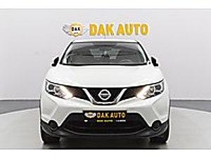 DAK AUTO DAN 38.000 KM NİSSAN Qashqai Nissan Qashqai 1.2 DIG-T Visia