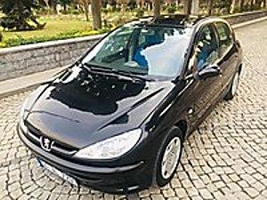2006- BAYANDAN GELME- SIFIR AYARINDA 167 BİN KM   İLK GELEN ALIR Peugeot 206 1.4 HDi X-Line