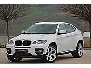 2011 MODEL BMW X6 4.0D XDRİVER BMW X6 40d xDrive Sport